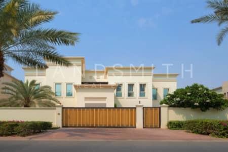 5 Bedroom Villa Compound for Rent in Emirates Hills, Dubai - Exclusive Luxurious 5BR Villa in Emirates Hills