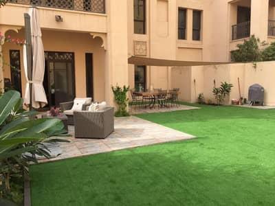 شقة 1 غرفة نوم للبيع في المدينة القديمة، دبي - 1 Bedroom | Private Garden | Unfurnished