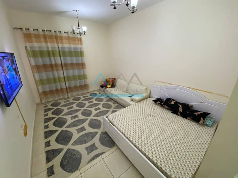 1 Fully Furnished_1Bedroom_Near To Mosque_Only@38K