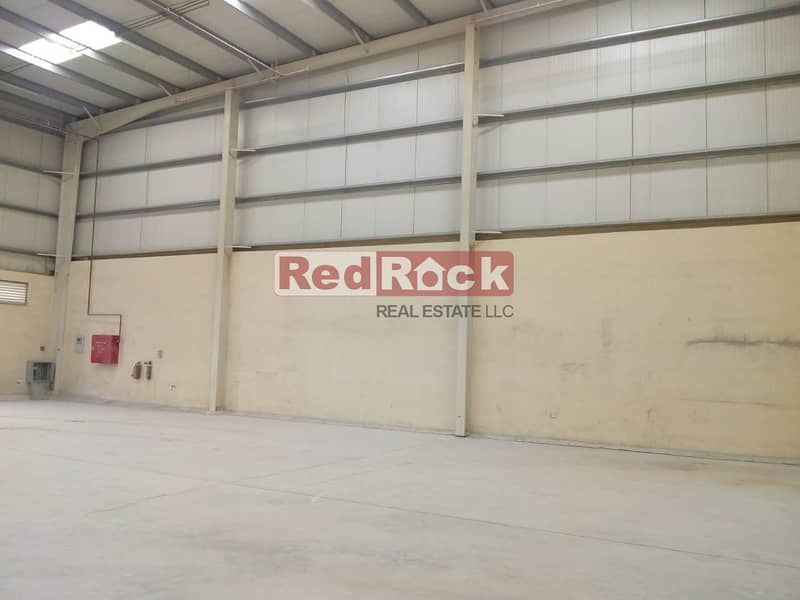 2 WoW Deal  6 Cheques 60 Days Grace for 3022 Sqft Warehouse in Jebel Ali
