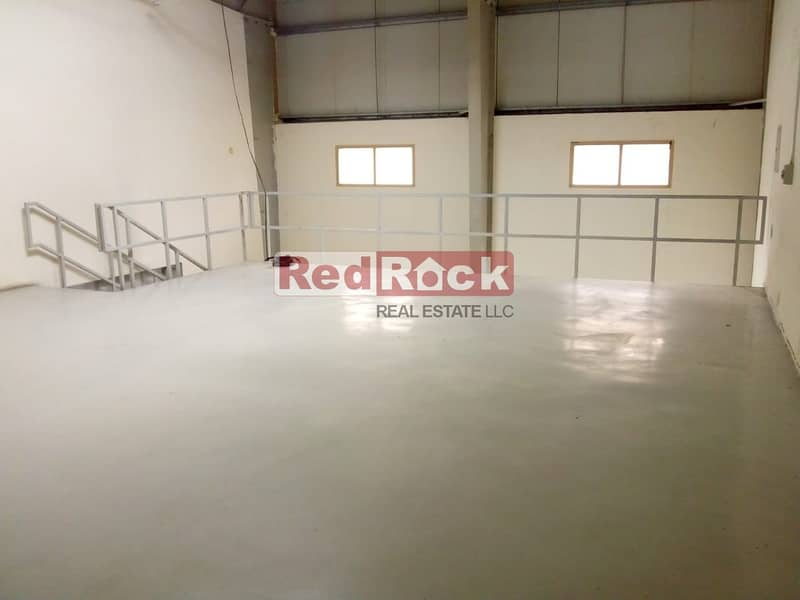 8 You Read it Correct  8 Cheques 30 Days for Tidy 2690 Sqft Warehouse in Jebel Ali