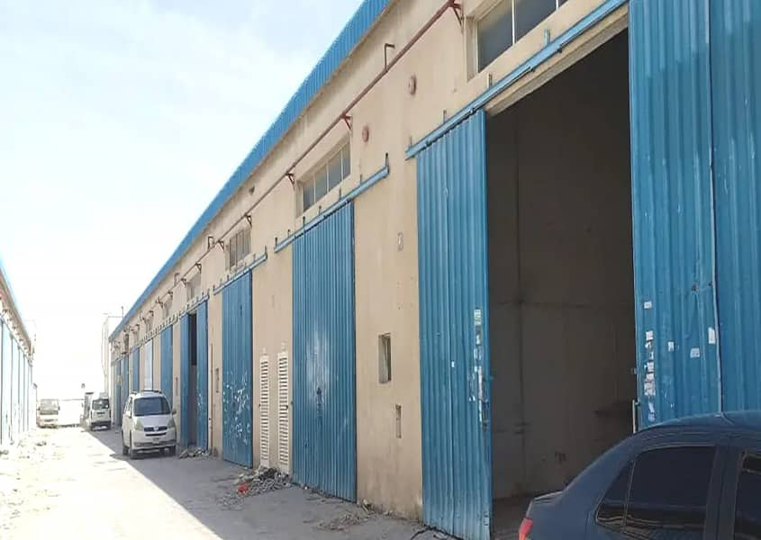 Warehouses | Prime Location | 3 -Phase Electric