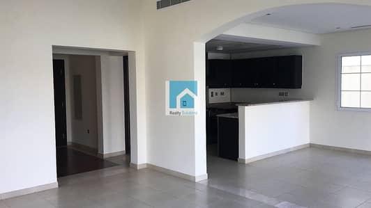 2 Bedroom Villa for Rent in Jumeirah Village Triangle (JVT), Dubai - On Main Orchid Street - Mediterranean Villa For Rent