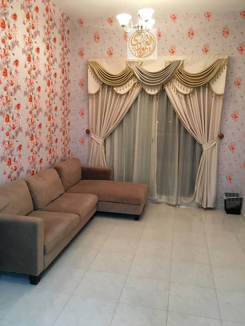 2 room and hall with parking and gym for free