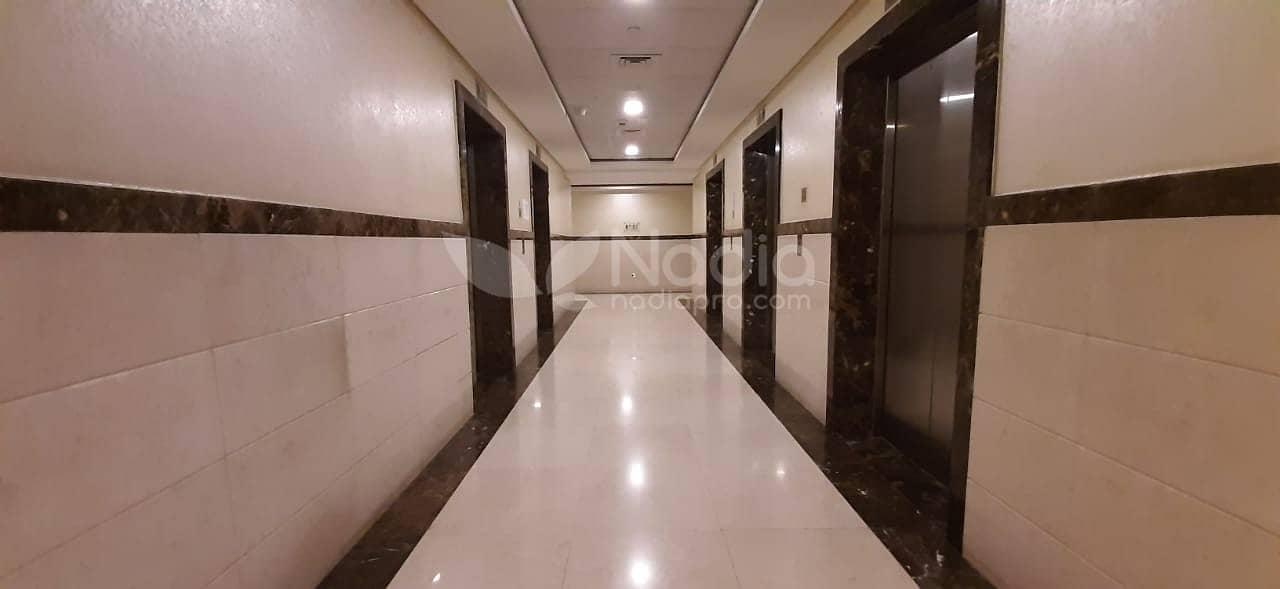 18 Tamweel Tower | 2 BR + Maids Room | Huge hall