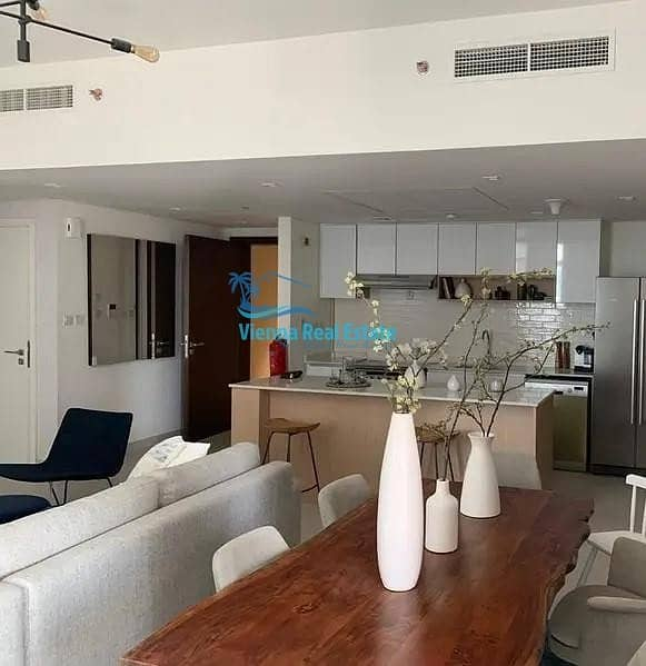 2 Hot deal 2 Bedroom  plus maids room in Sky Tower for RENT