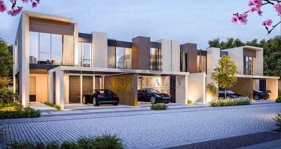 3 Bedroom Townhouse for Sale in Dubailand, Dubai - Pay in 6 Yrs|Move in 1 Year|20mins MOE|SZR