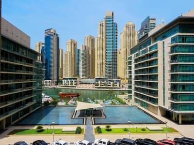 1 Bedroom Flat for Rent in Dubai Marina, Dubai - Full Marina View   Bright  Best Price Vacant NOW