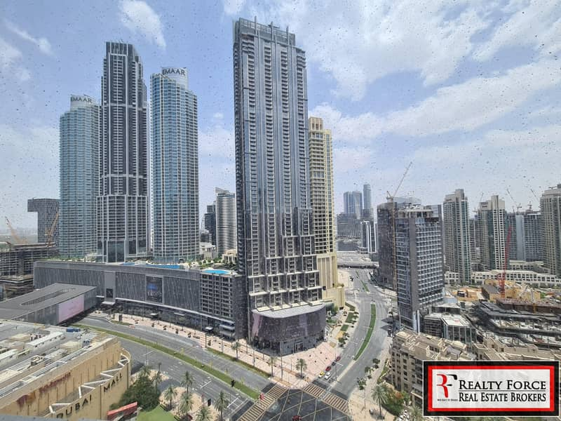 14 HIGH FLOOR   FURNISHED   BOULEVARD VIEW