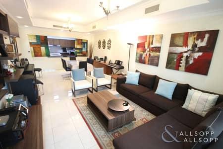 فلیٹ 3 غرف نوم للبيع في أبراج بحيرات الجميرا، دبي - 3 Bedroom | Maids | Marina Skyline Views