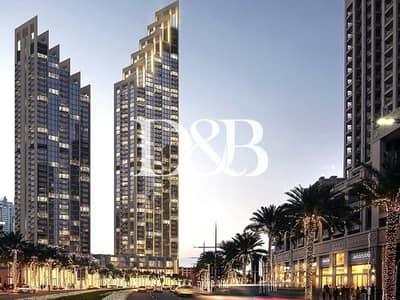 2 Bedroom Flat for Sale in Downtown Dubai, Dubai - 30% Less | 2BR Higher Floor | BLVD Heights