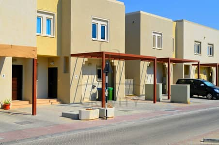 3 Bedroom Villa for Rent in Al Reef, Abu Dhabi - CHEAPEST PRICE IN THE MARKET W/ 3 Cheques