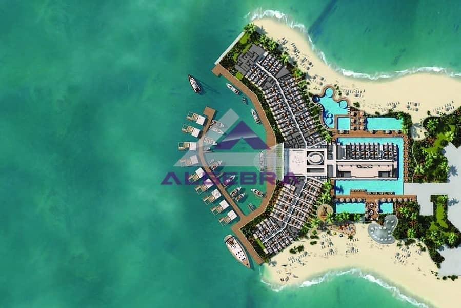 10 Overlooking Pool/Beach -Oqood Registered