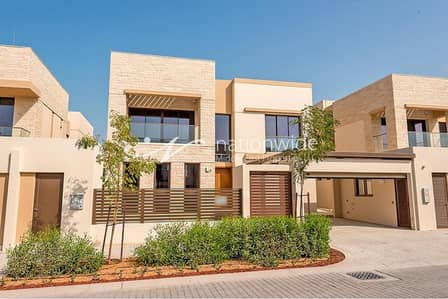 5 Bedroom Villa for Rent in Saadiyat Island, Abu Dhabi - Spacious & Stunning Villa Great For Family