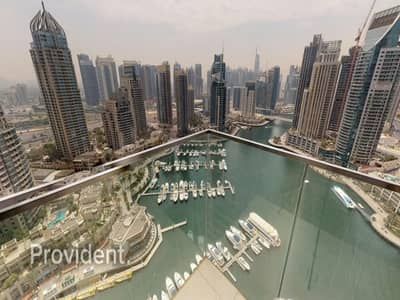 4 Bedroom Flat for Sale in Dubai Marina, Dubai - HIGH ROI|Rare 4BR+Maids|Marina View|