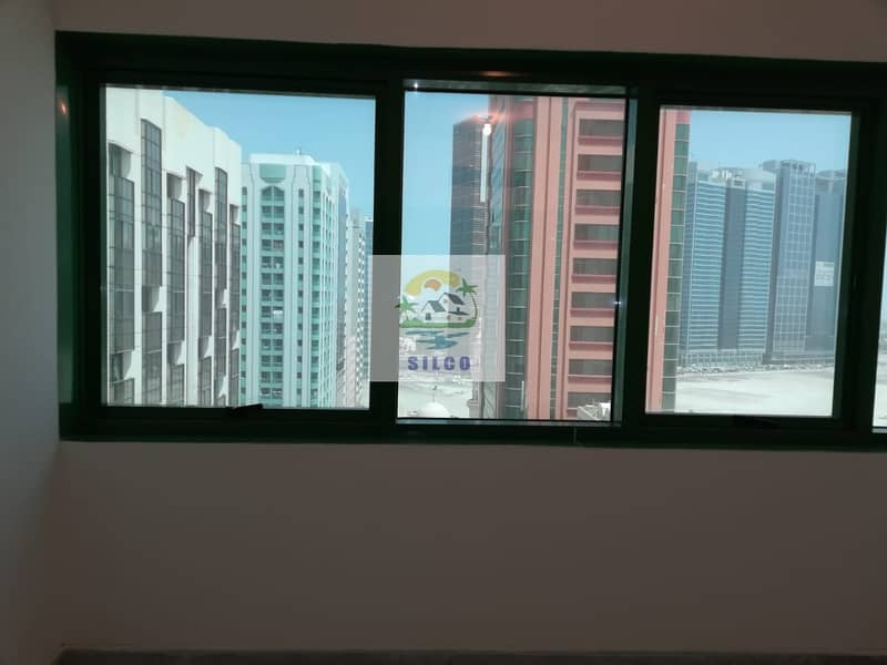 2 Open view in central A/C flat