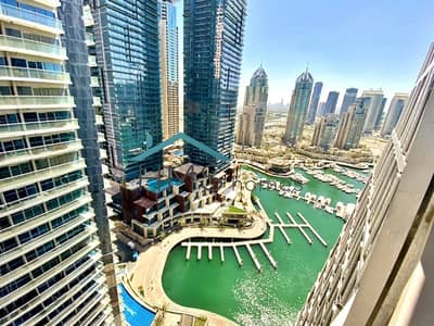 2 Bedroom Flat for Sale in Dubai Marina, Dubai - Vacant | High Floor | Amazing Views