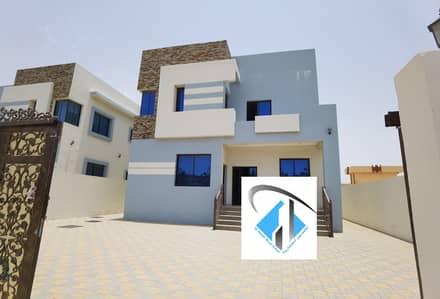5 Bedroom Villa for Sale in Al Rawda, Ajman - hot deal New Villa For Sale In Ajman Two Floors High Quality finish and good Location excellent price.