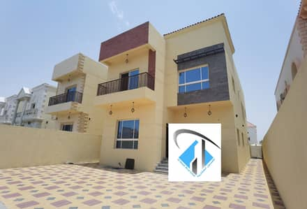 5 Bedroom Villa for Sale in Al Rawda, Ajman - Excellent brand new 5bhk Villa in very good location beside mosque on the main road.