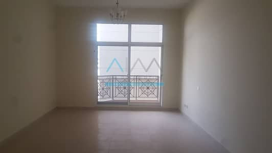 1 Bedroom Flat for Rent in Arjan, Dubai - SUPER SPACIOUS ONE BED WITH BALCONY POOL VIEW  37500