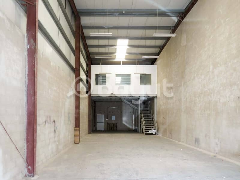 Warehouse available at cheapest price ( No Commission)