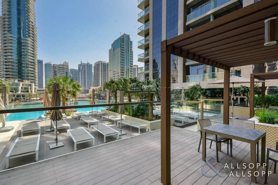 10 Full Marina View | Modern Finish | 2 Bed