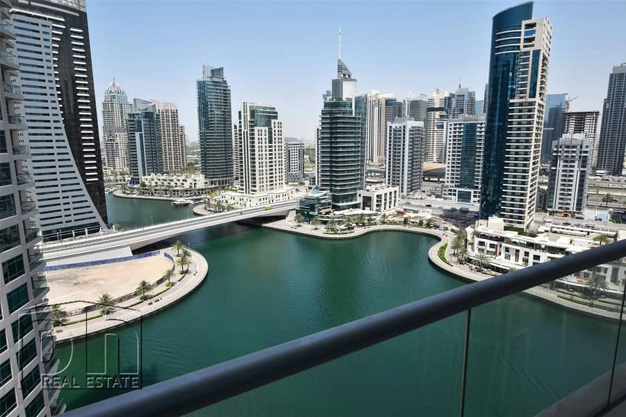 Full Marina View | Partial Sea View | 1 Bed