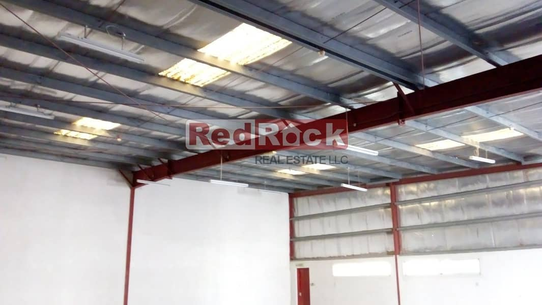 9 You Read it Right 6 Cheques for 3000 Sqft Warehouse in Jebel Ali