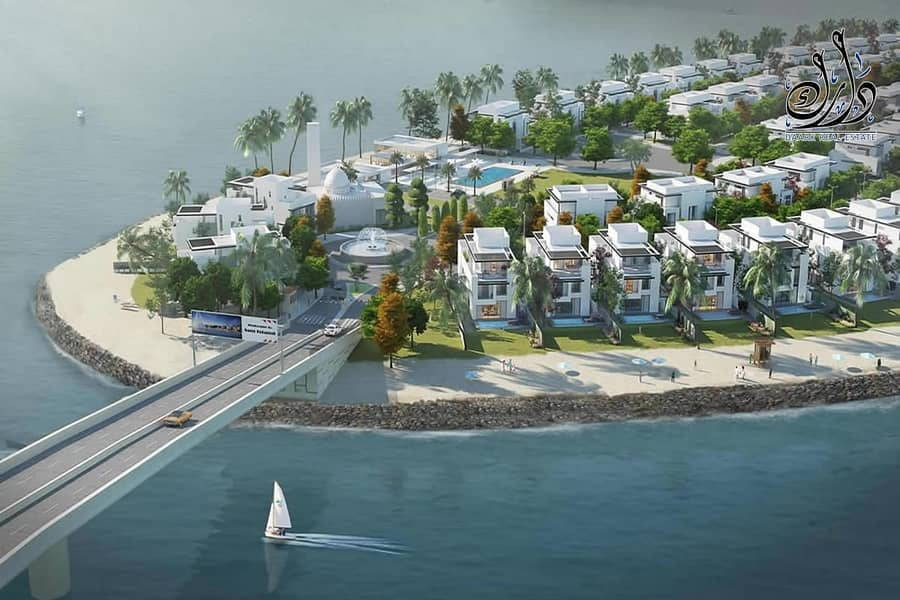 46 OWN IN SHARJAH  SEA VIEW | 4 YEAR'S PAYMENT PLAN