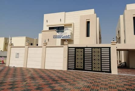 For sale Villa in the finest areas of An with electricity and water Personal finishing freehold For all nationalities