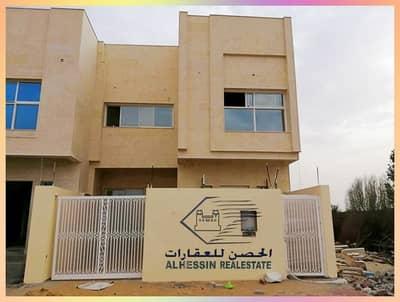 modern villa for sale in ajman Al-Jassmin>