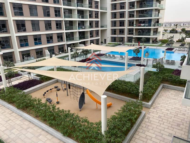 9 Best Price | 2 Bed | Full Pool & Park view