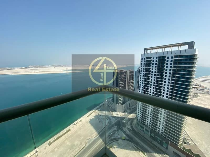 No Chiller Free Sea view 2 BR with Balcony