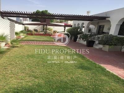 4 Bedroom Villa for Rent in Jumeirah, Dubai - Furnished Villa | Big Garden | Great Location