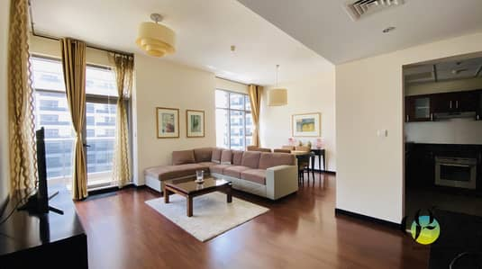 1 Bedroom Apartment for Rent in Jumeirah Lake Towers (JLT), Dubai - Well Maintained