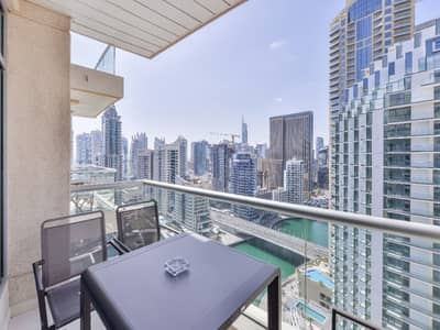 Amazing Marina View l Fully Furnished l Best Price in Sanible Park Island  Dubai Marina