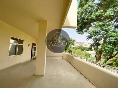 فلیٹ 2 غرفة نوم للايجار في موتور سيتي، دبي - MASSIVE 2 BR APARTMENT| GARDEN VIEW | GROUND FLOOR