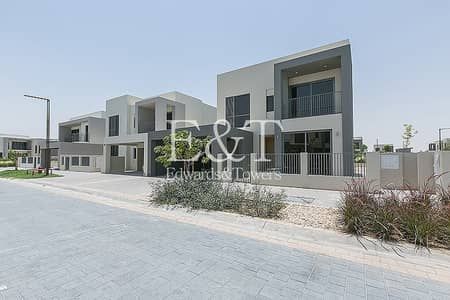 4 Bedroom Villa for Rent in Dubai Hills Estate, Dubai - Corner Unit Close To Pool Big Plot Keys In Hand DH