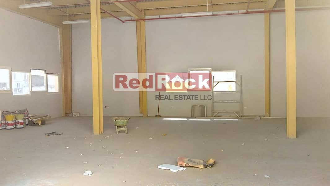 Aed 22/Sqft  for 5767 Sqft Warehouse in Jebel Ali