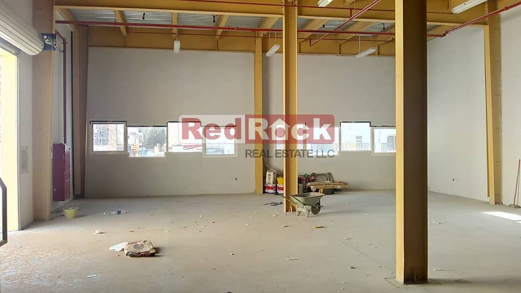 2 Aed 22/Sqft  for 5767 Sqft Warehouse in Jebel Ali