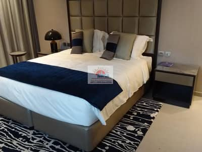 1 Bedroom Flat for Rent in Business Bay, Dubai - 1 BHK Fully Furnished Apartment for rent in Damac Maison Majestine Tower