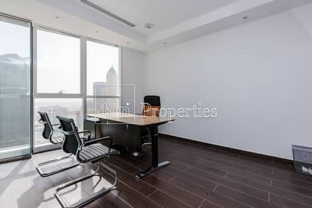 Office for Sale in Business Bay, Dubai - Furnished Ready Office | Near Metro | Good Layout