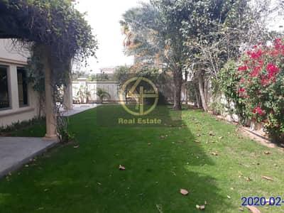 5 Bedroom Villa for Rent in Saadiyat Island, Abu Dhabi - #Zero Transfer Fees!Live In the heaven In Corner Single Row