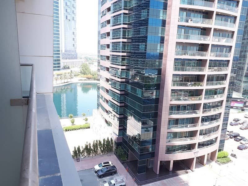 10 Furnished Studio with Balcony and parking