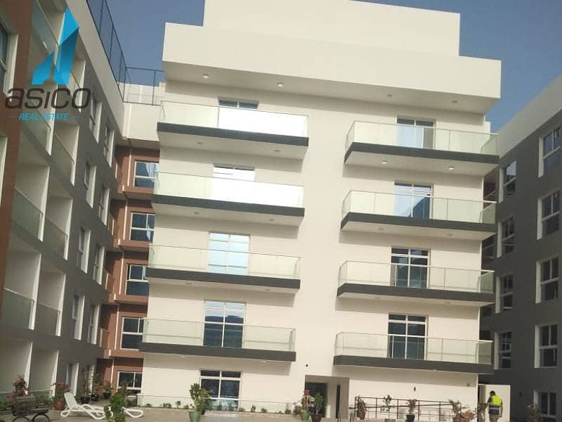 Spacious studio for Rent I DIP 2 I Talal Residence