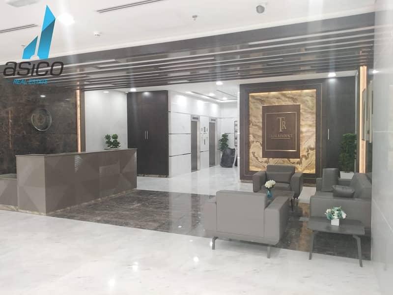 2 Spacious studio for Rent I DIP 2 I Talal Residence