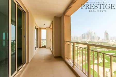 3 Bedroom Flat for Rent in The Views, Dubai - Panoramic Golf View | New to market | 3 Beds | 2 Parkings