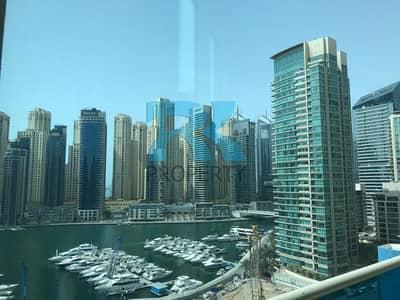 شقة 2 غرفة نوم للبيع في دبي مارينا، دبي - Full Marina View