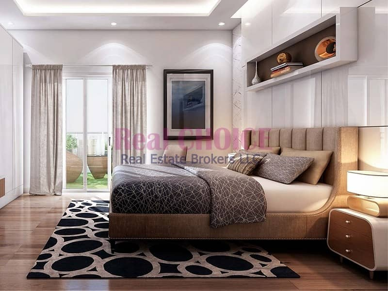 Furnished Studio Apartment|Good For Investment