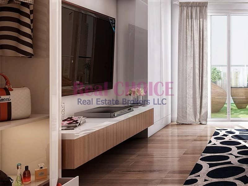 2 Furnished Studio Apartment|Good For Investment